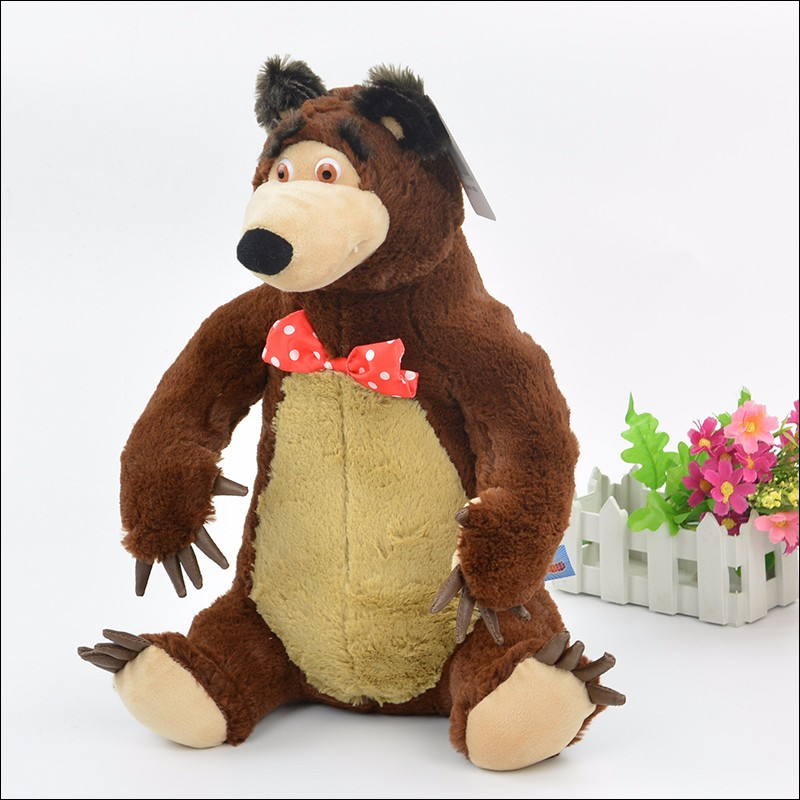 Electric Toy Plush Singing Bear Cute Stuffed Small Brinquedos Baby Kids Stuffed & Plush Toys For Girls Birthday Christmas Gift