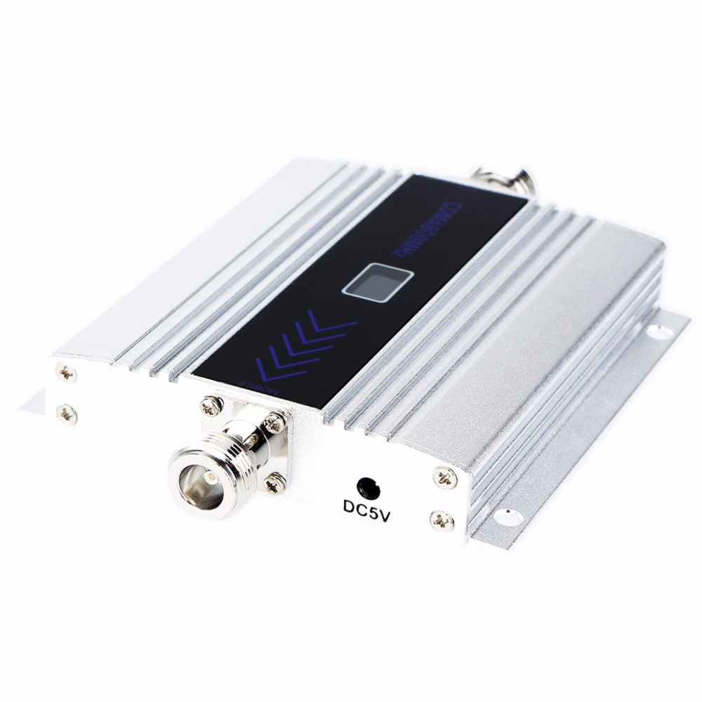 2G 3G <font><b>850mhz</b></font> Mobile phone signal booster 2G 3G cell phone signal booster repeater cellular signal amplifier with LCD Display image
