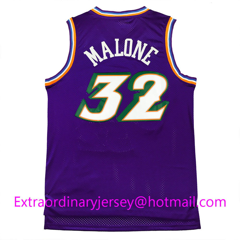 on sale 4f7b0 7d723 aliexpress john stockton utah jazz 12 hardwood classic ...