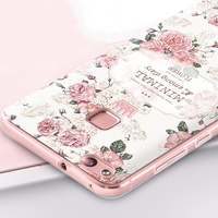 Huawei P10 Lite Case 3D Relief Soft TPU Painting Stereo Feeling Back Cover Case For Huawei