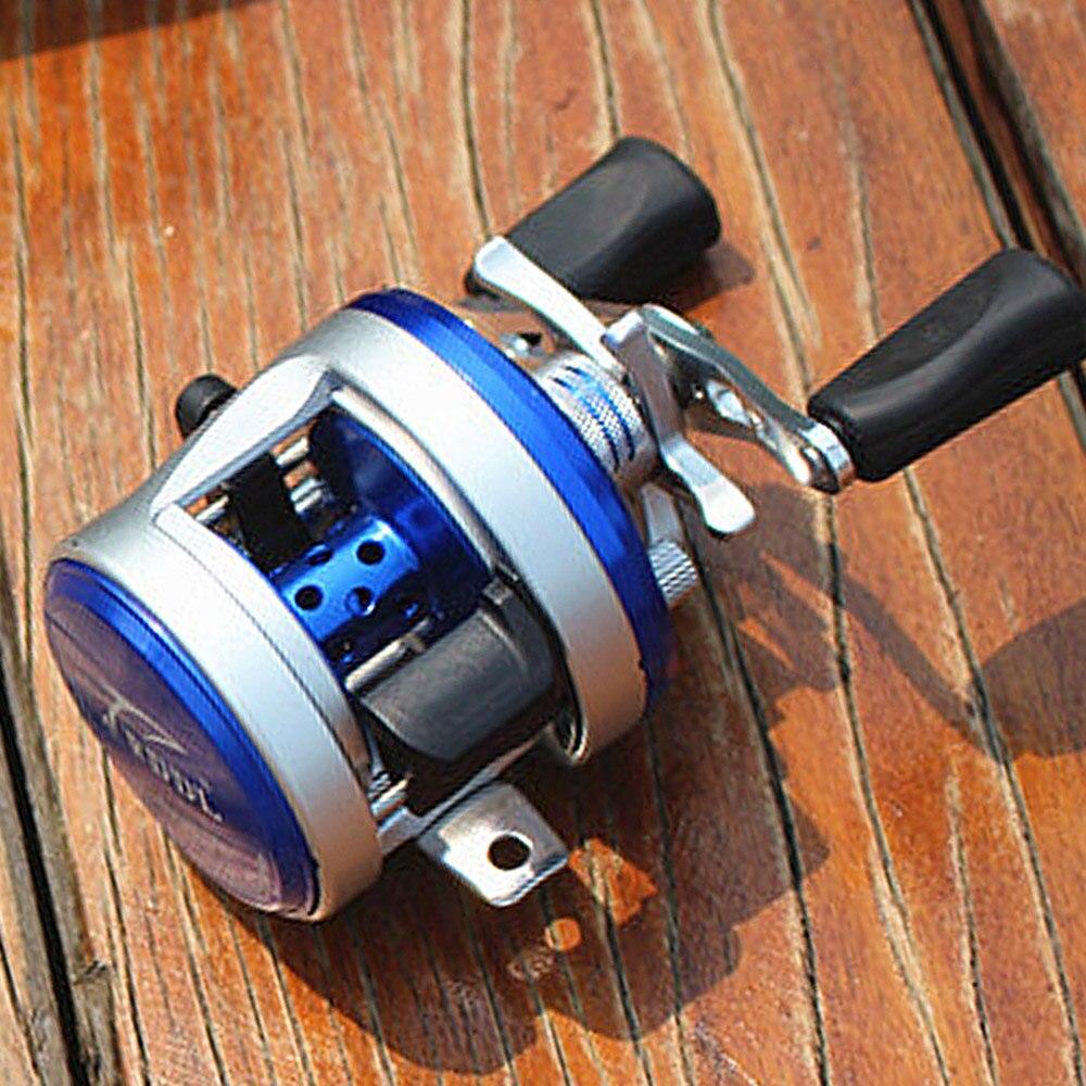 NEW 2018 FDDL Brand DA200 DA201 Right Left Hand Bait Casting Fishing Reel 11+1BB 4.7:1 253g Baitcasting Reel