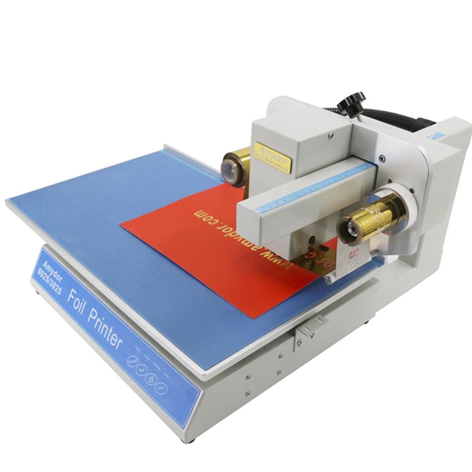 Skaitmeninis plokščio folijos spausdintuvas Automatinis bronzavimo - Elektrinių įrankių priedai - Nuotrauka 4
