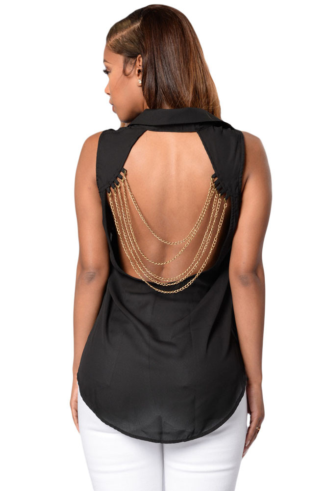 Tank-Shirt-Design-Hollow-out-Chain-Back-Blouse-LC25804-2-1