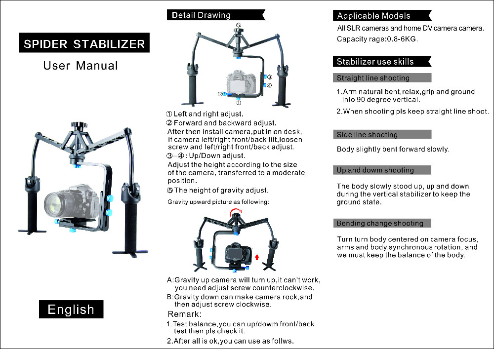 Spider Stabilizer -14