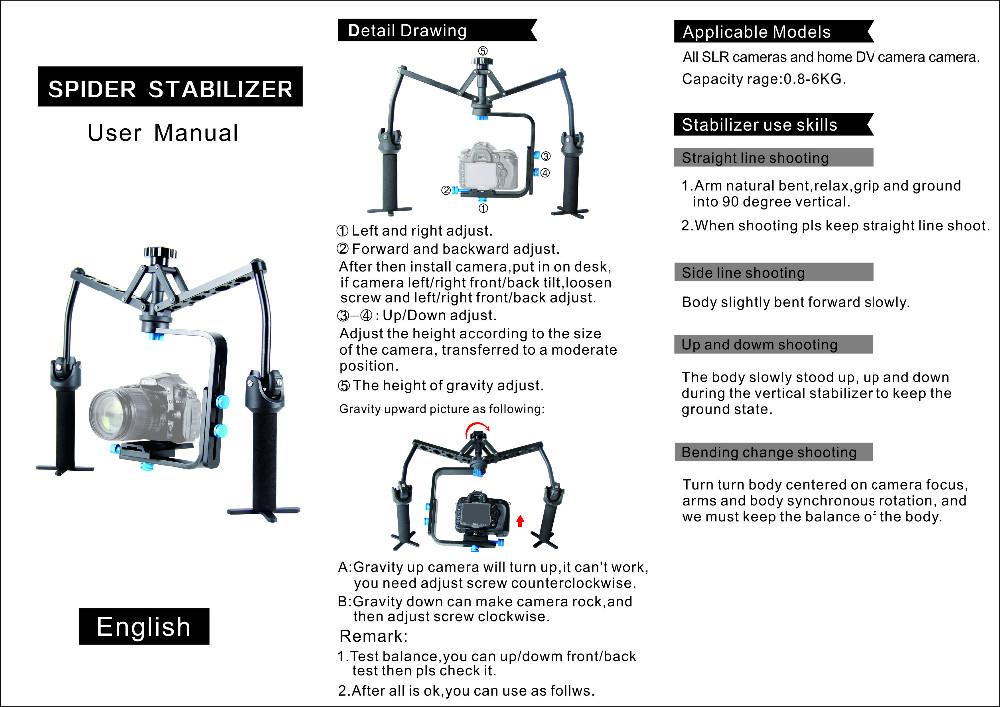 Spider Stabilizer -14