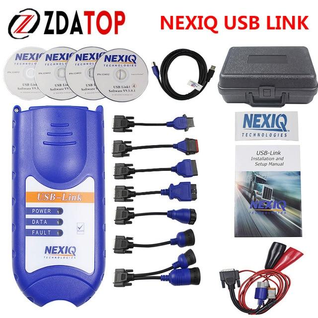 nexiq usb link 2 drivers