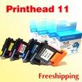 4 pcs excelente cabeça de impressão para hp 11 para hp 11 impressora de Designjet 70 100 110 500 510 500 PS