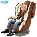 Alta calidad Niño asiento de coche de bebé de coche de bebé cubierta de asiento de coche de niño asientos de seguridad para niños de 1 a 3 años de edad cojín del asiento de coche infantil-cubre