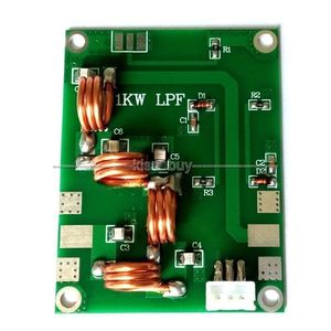 Image 3 - 0 1KW 88 108MHz Low pass filter coupler LFP Frequency FM transmitter Amplifier