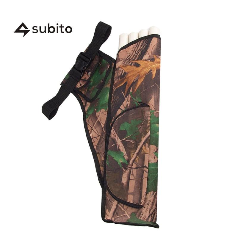 Außen Bogenschießen Pfeil Aufbewahrung Schulter Tragbar Tasche Jagd Schießen
