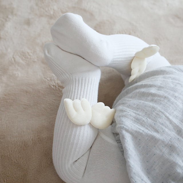 Angel Wings Warm Cotton Tight