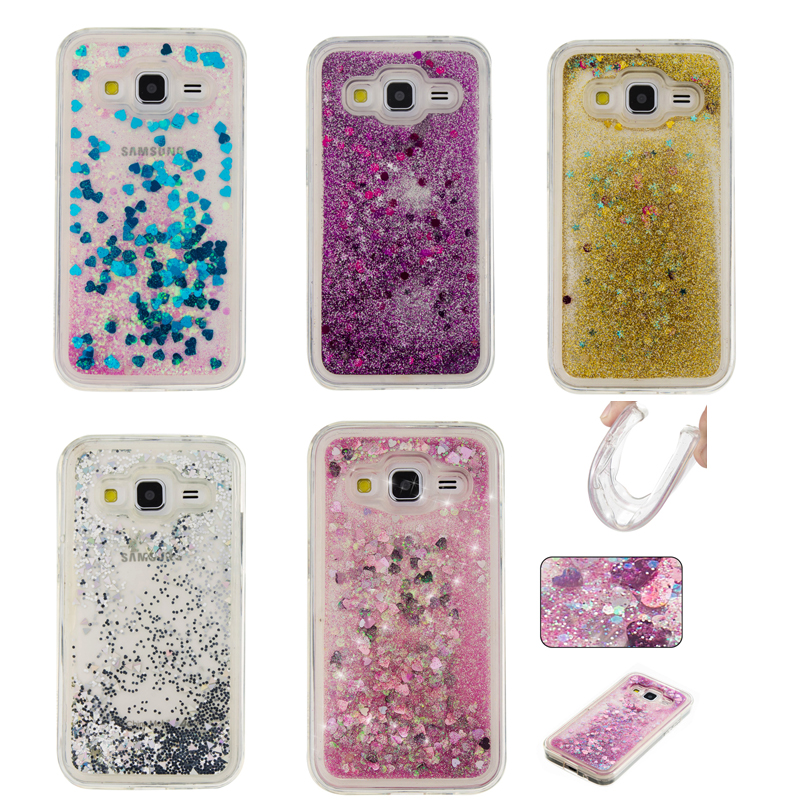 Rapture Shine Bling Quicksand Water Sand Soft Case Cover For Samsung Galaxy Grand Prime G530 G530f G531 G531f Liquid Case Coque Fundas Cellphones & Telecommunications Phone Bags & Cases