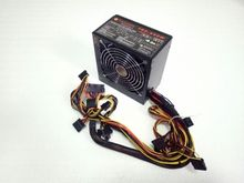 TT (Thermaltake) Номинальная 600 Вт питание TR2-600W desktop mute питание двойной 8 P графика карты используется оригинальный