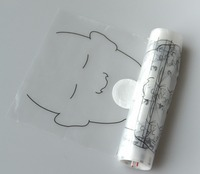 5 Rolls Pack 36pcs Roll CPR MASK CPR Face Shield Roll Disposable For Cpr Training