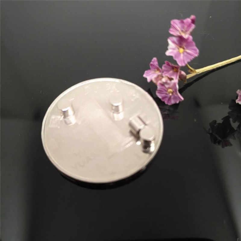 3x3mm מגנטים מיקרו קטן עגול NdFeB נאודימיום דיסק מגנטים Dia 3mm x 3mm N35 נדיר כדור הארץ NdFeB מגנט