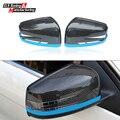 Mercedes substituição asa porta mirror capas para benz c 204 s w221 e w207 w212 um w176 cia w117 gla x156 b w245 cls w218 glk x204