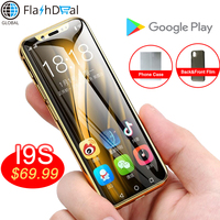 Super Mini K touch i9S Mobile phone 16GB ROM Celular Android Google Play Store Smartphone Face Unlock GPS WIFI Cellphone