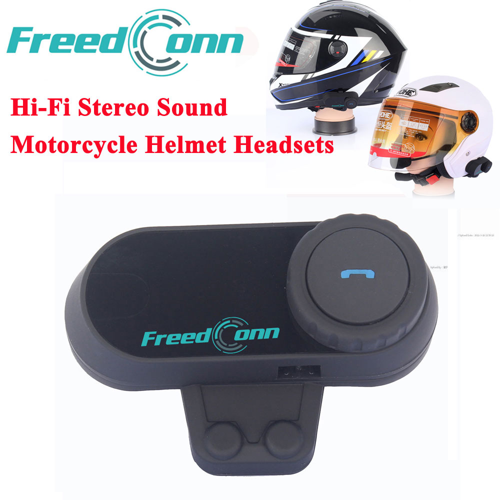 Hi Fi Stereo Sound Wireless Bluetooth Motorcycle Helmet Headsets Headphone Bluetooth Headset