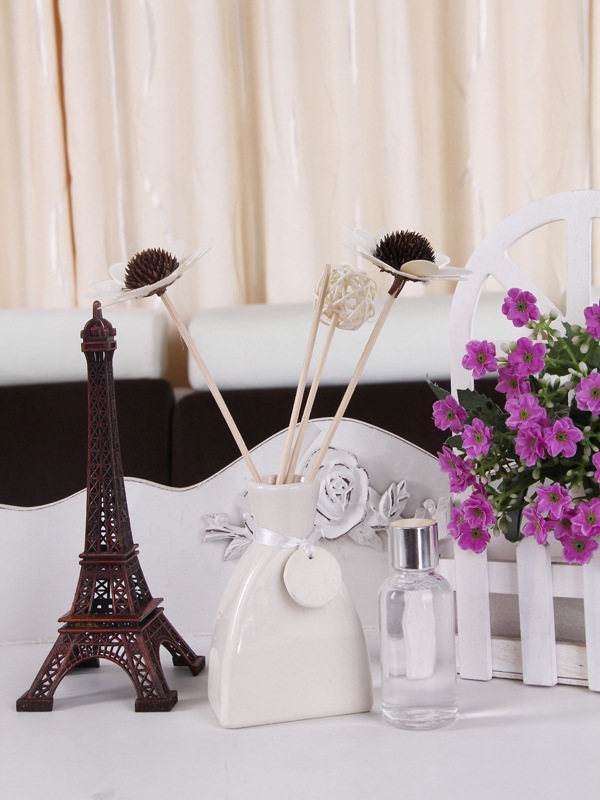 1PC 14 aroma Room vial rattan no fire Aromatherapy Home suite within the dried flowers aromatherapy incense fragrance KA 1302