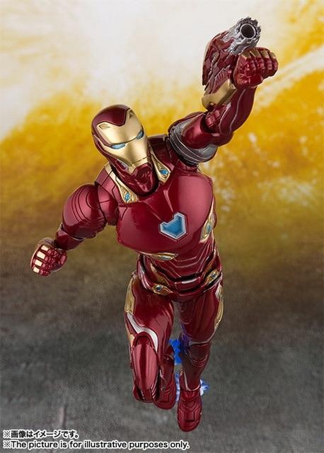 Фигурка Железный человек Marvel 16 см ПВХ 5