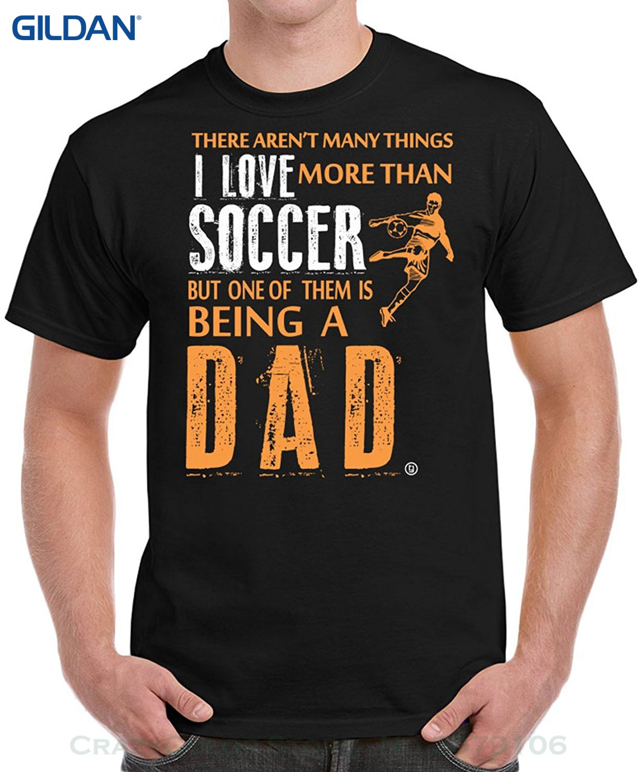 New Men Summer Tops Casuals Shirts Soccerite Dad Fathers Day Gifts Birthday Gifts I Love Soccerite Mens T-shirt