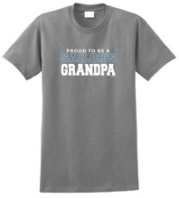 Personalized Shirts Summer Men O-Neck Short Sleeve Proud To Be A SailorS Grandpa Military  Tee Shirt