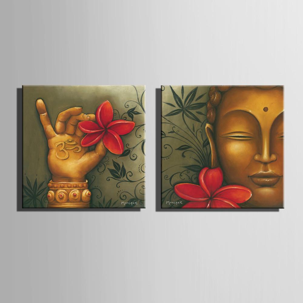Buddha Flower-2