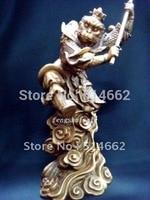 Big Brass Monkey God Feng Shui Figurine/Monkey King