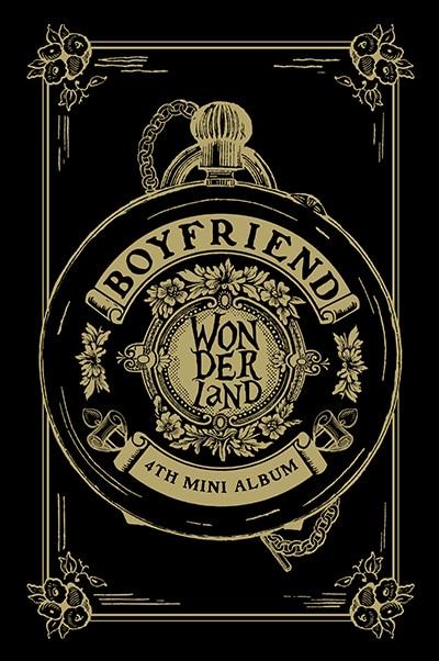 все цены на  BOYFRIEND 4TH MINI ALBUM - BOYFRIEND IN WONDERLAND +1 Random Photocard) Release Date 2015-3-9 KPOP  в интернете