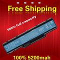 5200 mah laptop battery AK.006BT.020 AS07A31 AS07A32 AS07A41 AS07A42 AS07A72 AS09A61 For Aspire 2930 For Aspire 4230 4310 SERIES