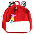 Children school bags backpack kindergarten girls boys kid backpack cute cartoon toys bear bow hot sale High Quality 679803