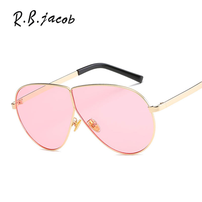 2017 Newest Pilot Women Men Sunglasses Couple Special Designed Fashion Trend Female Male Sun Glasses Summer Hot UV400 Aviator
