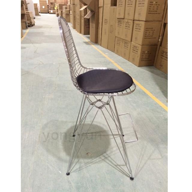 Online-Shop Minimalistischen Modernen Design Metall Stahl Draht ...
