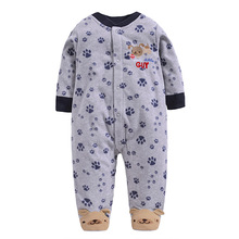 hot deal buy retail baby rompers fleece body suits jumping beans baby clothes infant shortall cotton baby one-pieces 1pcs/lot