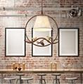 Amerikanischen Kreative Restaurant Esszimmer Shop Werkzeug Garderobe Gang Korridor Bar Einfache Single Head Vogel Kronleuchter-in Pendelleuchten aus Licht & Beleuchtung bei