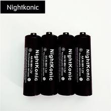 Оригинальная Аккумуляторная Батарея nightkonic 8 шт/лот 12 в
