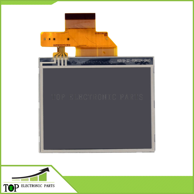 Free shipping 3.5'' LCD Screen display replacement for Garmin Nuvi 260 270 275 GPS (Version LQ035Q1DH01)(China)