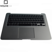 Top Case Palmrest US Keyboard For Macbook Air 13″ Topcase keyboard with touchpad A1466 2013 2014 2015 Year