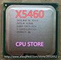 Оригинальный Intel Xeon X5460 3.16 ГГц/12 М/1333 близко к LGA771 Процессор Core 2 Quad Q9750 ПРОЦЕССОРА (дать Два 771 до 775 Адаптеров)