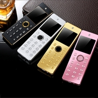 ULCOOL V11 Card Mobile Phone 1500mAh Battery 1.52 inch Support Bluetooth FM GSM Dual SIM Cellphones