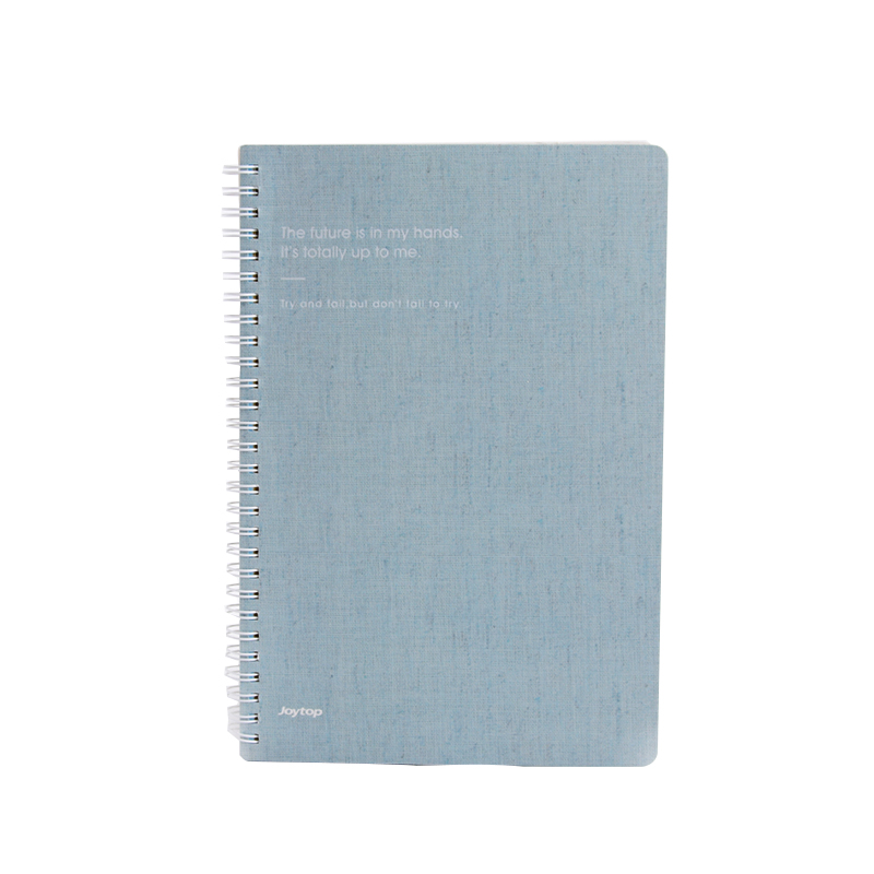MIRUI Rollover coil notebook stationery A5/B5 thickening note week plan book office study week schedule diary mirui small fresh loose leaf notebook korea simple b5 coil detachable refill student notebook a5 book a4
