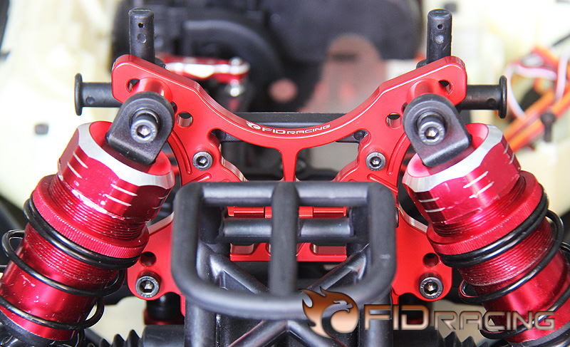 FID front shock tower for LOSI Desert buggy XL LOSI DBXL parts (rc car parts ,toy) цена