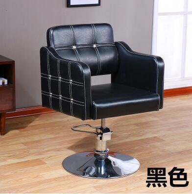 Купить с кэшбэком 225Barber Shop Chair Salon Hair Chair 58566 Lift Rotating Haircut Chair Factory Direct.5822