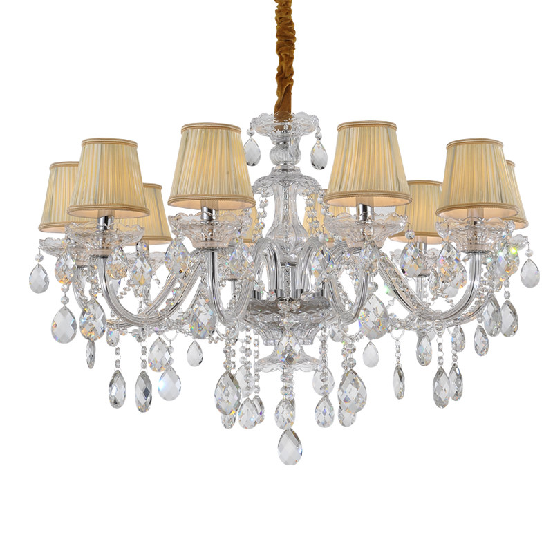 Новый современный светодио дный хрустальные люстры для кухни комната гостиная Спальня ясно Цвет K9 хрустальные люстры де teto Потолочная люст