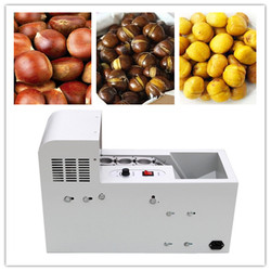 Industrial commercial chestnut shell opener cutting machine
