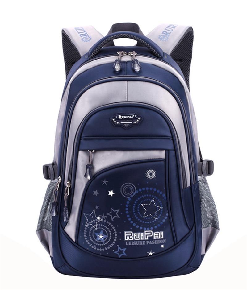все цены на New Children School Bags for Boys Girl Back Pack Travel bag Backpacks For Teenagers Backpack Rucksack Mochila Infantil Zip онлайн