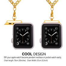 New Fashion Necklace for Apple Watch 38mm 42mm
