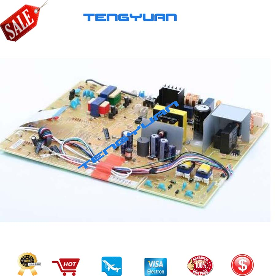 Free shipping 100% test original for hp4250/4350 Power Supply Board RM1-1070-000 RM1-1070 (110V) RM1-1071-000 RM1-1071 (220V) free shipping 100% new original wholesale for hp4200 4250 4350 4300 4345 pick up roller tray 2 1set rm1 0037 000 rm1 0036 000