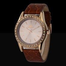 Cristal de lujo Nuevos hombres de la Moda Dial Grande Del Reloj de Cuarzo Del Diseñador Hombre Reloj relogio masculino relojes Reloj de Vestir de Negocios
