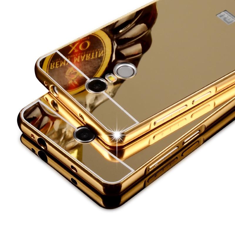 Gkk mirror case for xiaomi redmi note 3 phone case cover for Mirror xiaomi to pc